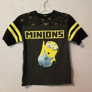 T-shirt Despicable Me Minion Made Size 8 Kids
